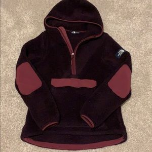 North Face Campshire Sherpa Pullover